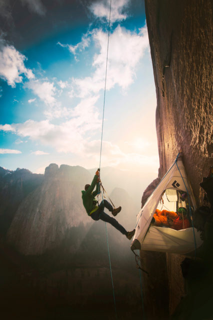 """Corey Rich goes on the Blister Podcast to discuss his new book, """"Stories Behind the Images: Lessons from a Life in Adventure Photography"""""""