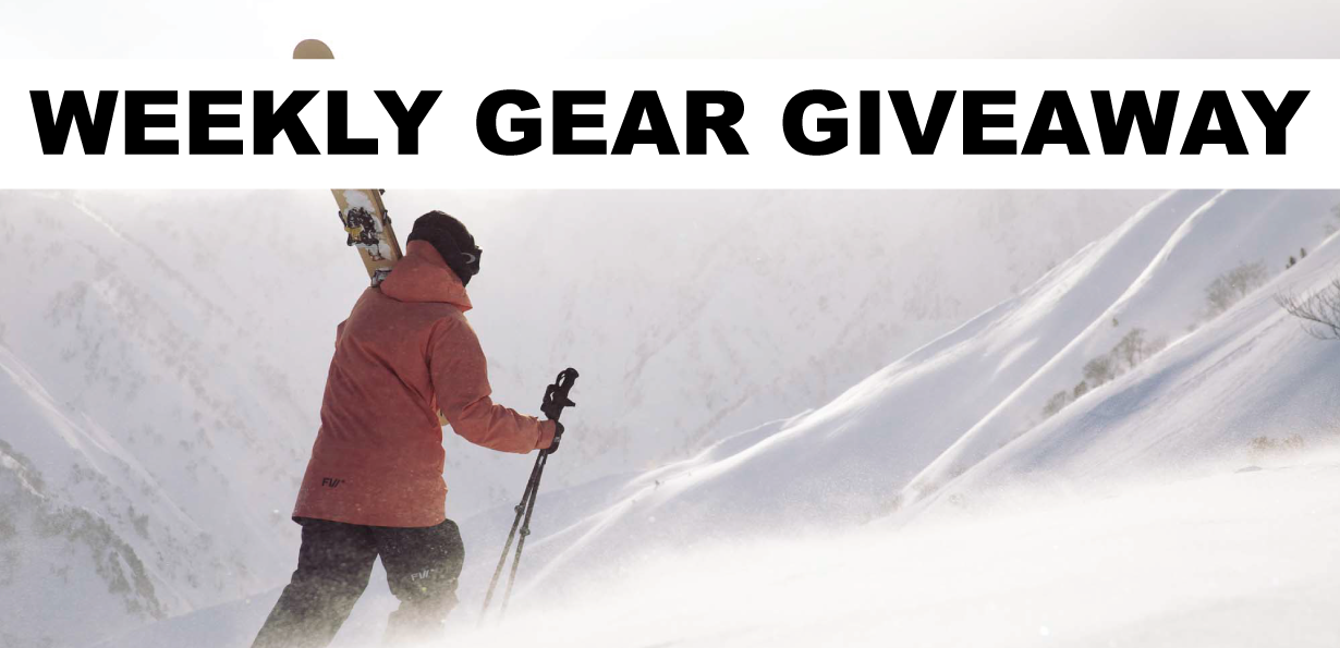 Win FW's Manifest 3L jacket and Manifest 3L pants; Blister Gear Giveaway