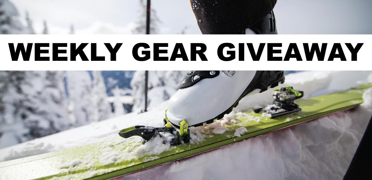 Win a G3 ZED binding; Blister Gear Giveaway