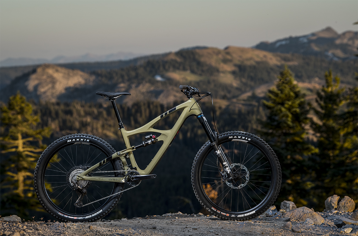 David Golay reviews the 2020 Ibis Mojo HD5 for Blister
