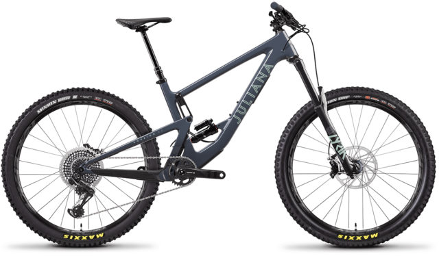 Blister Brand Guide; Blister breaks down Santa Cruz and Juliana's entire 2020 mountain bike lineup