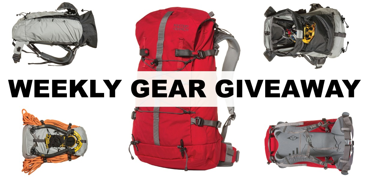 Win a Mystery Ranch Scepter 35 backpack; Blister Gear Giveaway