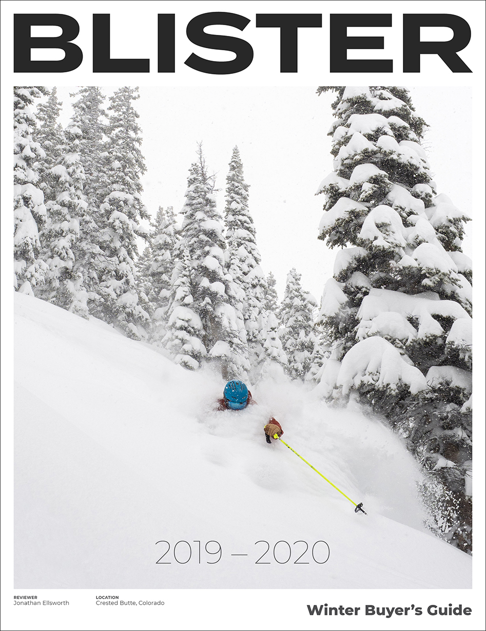 2019-2020 Blister Winter Buyer's Guide