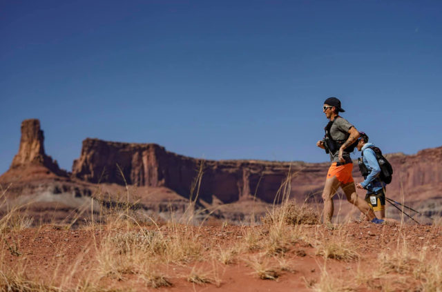 winner of the Moab 240, Mike McKnight, goes on Blister's Off The Couch Podcast to discuss his recent win, how he managed to win three 200-mile races in a single year, and more.