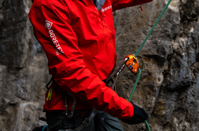 Gore's Mark McKinnie goes on Blister's GEAR:30 podcast to discuss Gore's brand-new Gore-Tex Pro fabrics.