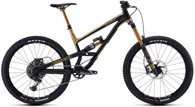 Blister Brand Guide: Commencal Mountain Bike Lineup, 2020, BLISTER