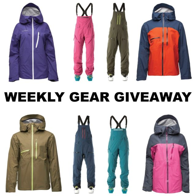 Win an outerwear kit from Flylow; Blister Gear Giveaway