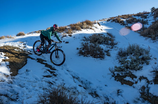 David Golay reviews the Yeti SB130 for Blister.