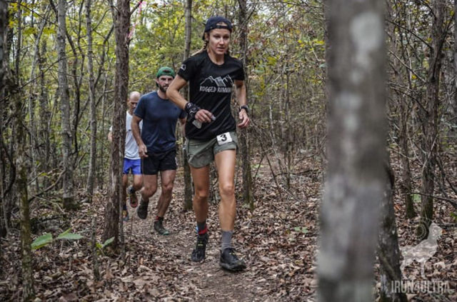 Maggie Guterl goes on Blister's Off The Couch Podcast to discuss being the first woman to win the Big Dog's Backyard Ultra.