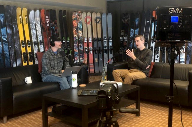 Luke Jacobson goes on Blister's GEAR:30 podcast to discuss Moment Skis 19/20 lineup, the new Moment Blister Pro, and more