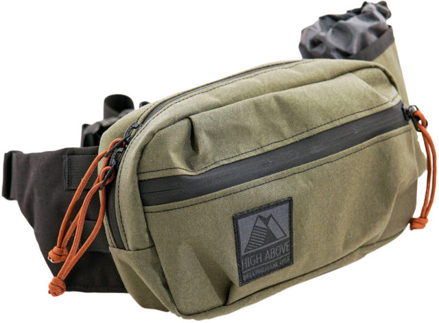 David Golay reviews the High Above Lookout Pack for Blister.