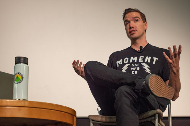 Moment Skis CEO, Luke Jacobson, talks about Moment, its growth, and his recommendations for entrepreneurs at the Blister Speaker Series at Western Colorado University. Recorded on the Blister Podcast