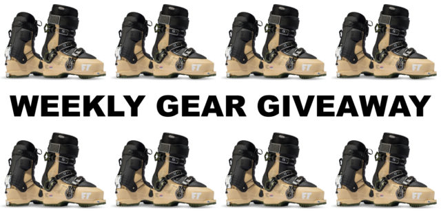 Win Full Tilt Ascendant Boots; Blister Gear Giveaway