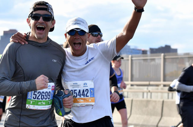 Brendan Leonard talks on Blister's Off The Couch Podcast about how and why he ran 52 marathons over the course of a single year