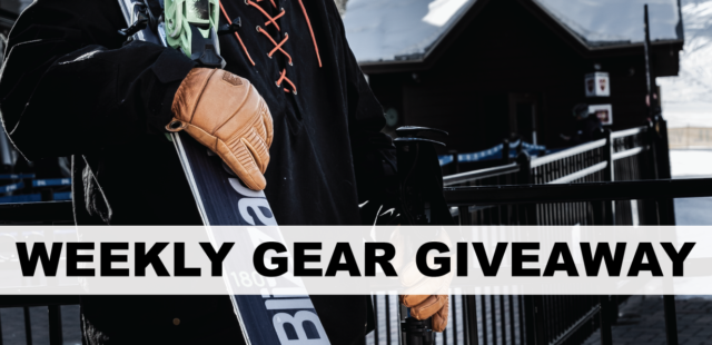 Win any Hestra Glove or Mitten you want; Blister Gear Giveaway