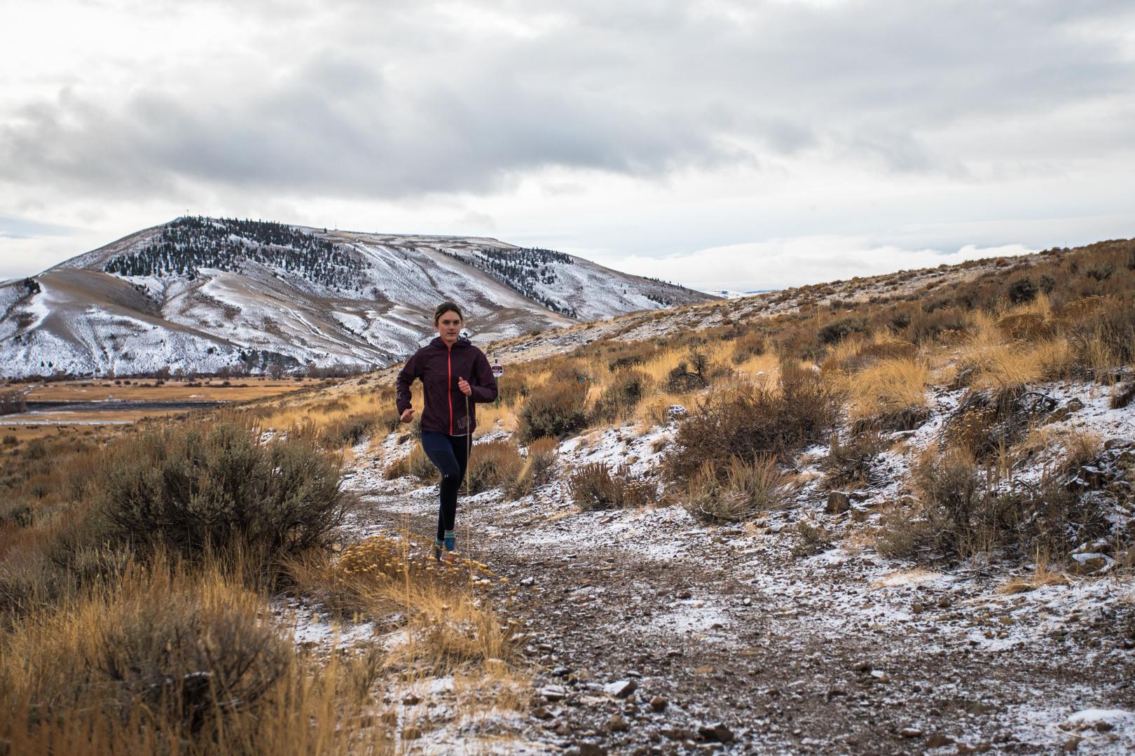 Maddie Hart Trail Running