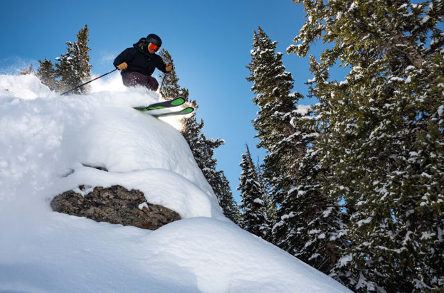 Luke Koppa reviews the Kastle FX106 HP for Blister in Crested Butte, Colorado.