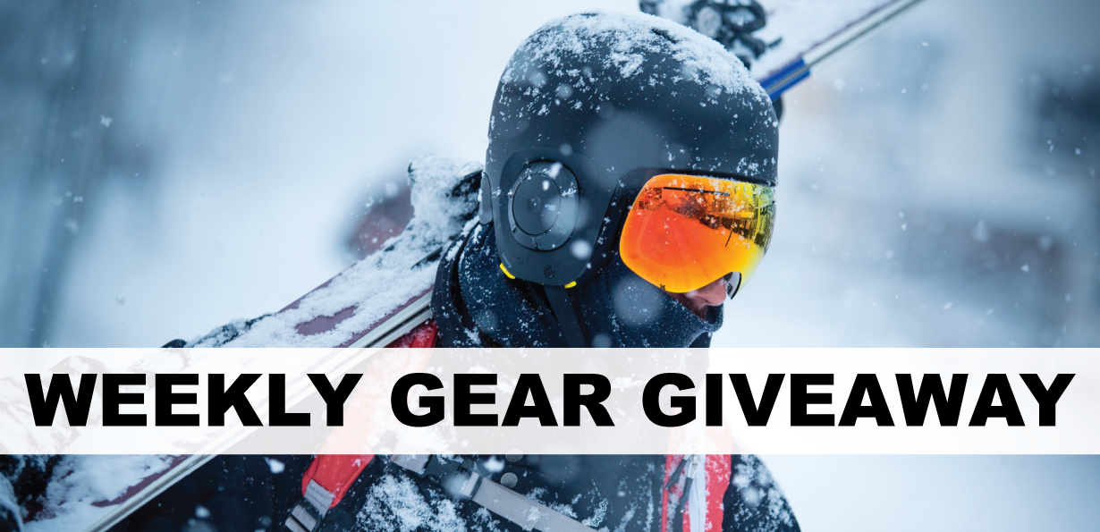 win the Unit 1 helmet and headphones; Blister Gear Giveaway