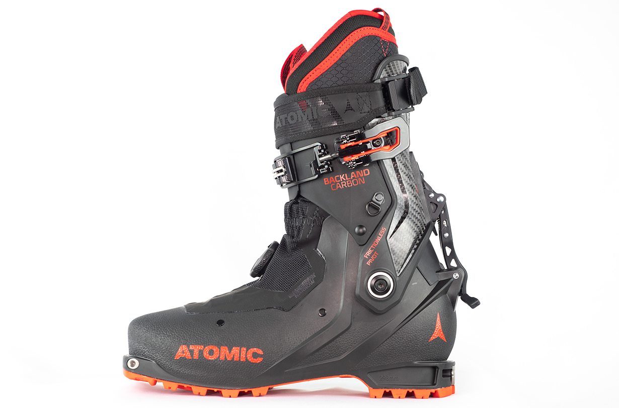 Blister reviews the 2019-2020 Atomic Backland Carbon Ski Boot