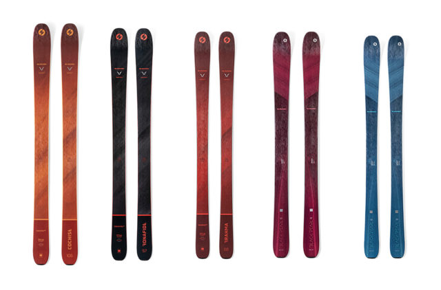 Blizzard announces their new 2020-2021 All-Mountain Freeride Skis; Blister