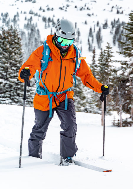 Sam Shaheen reviews The North Face Freethinker Futurelight Jacket & Pants for Blister