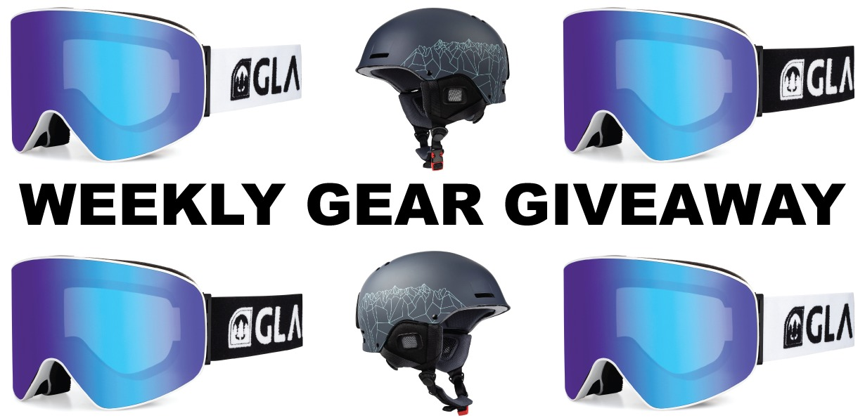 Win the Glade Adapt Goggles & Tenmile Helmet; Blister Gear Giveaway