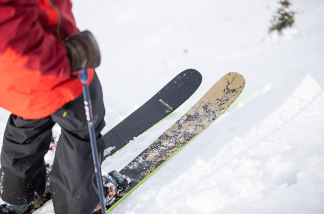 Luke Koppa reviews the Rossignol BLACKOPS Sender Ti for Blister