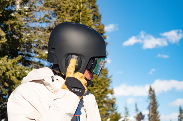 Luke Koppa reviews the Unit 1 Helmet & Headphone system for Blister
