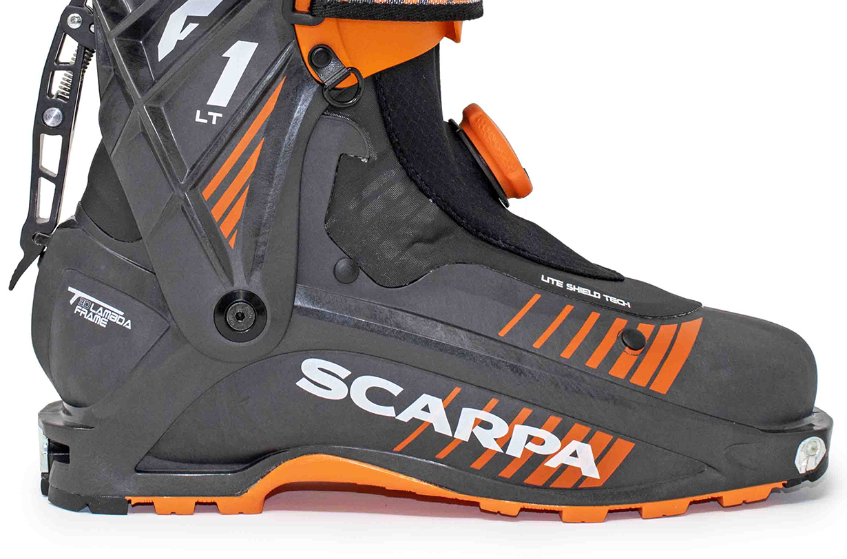 Scarpa CEO, Kim Miller, goes on Blister's GEAR:30 Podcast to discuss the new 2021 Scarpa F1 LT, the Scarpa Maestrale XT, and more