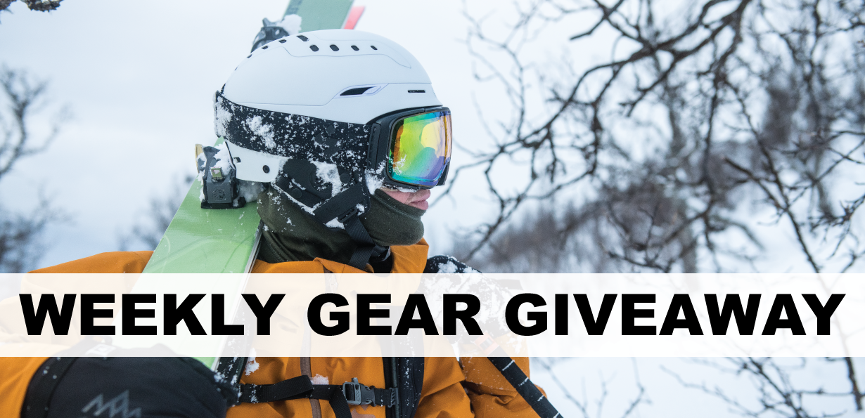 Win Sweet Protection's Switcher Helmet & Interstellar Goggles; Blister Gear Giveaway