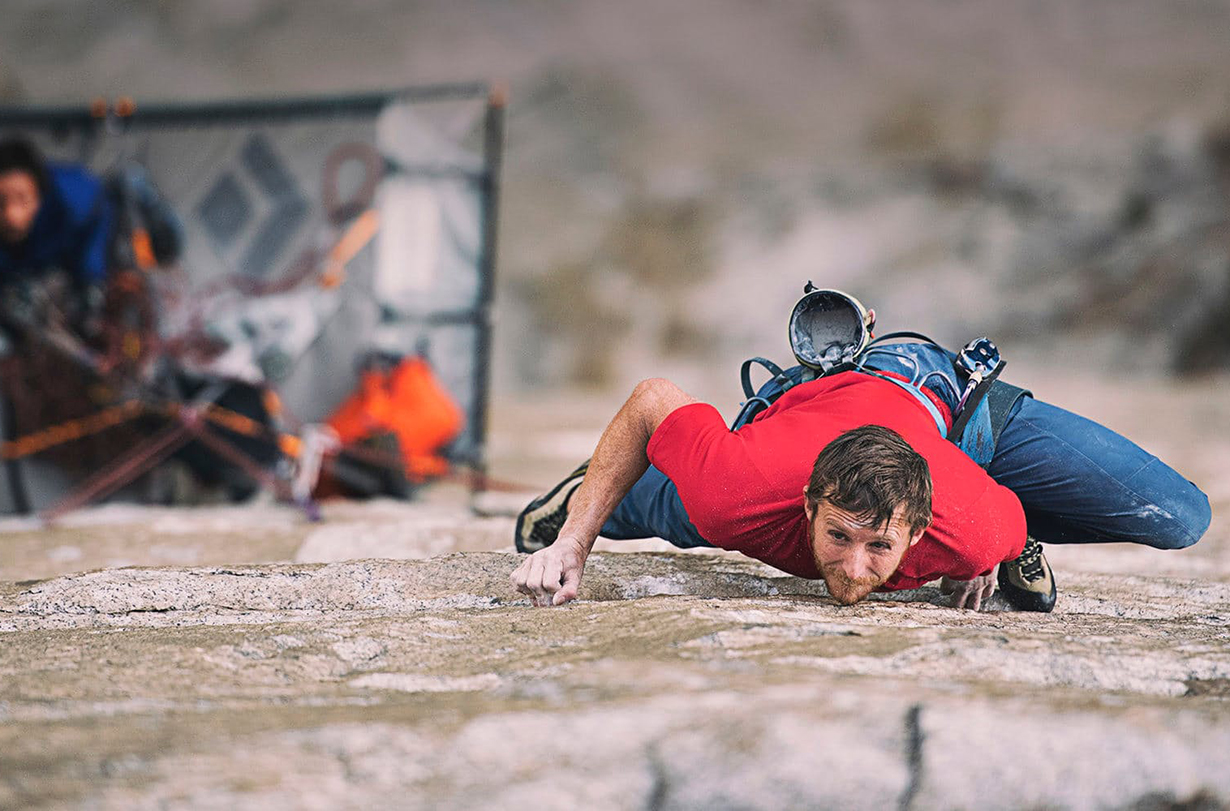 Climber, Tommy Caldwell, comes to Western Colorado University in Gunnison, CO for the Blister Speaker Series