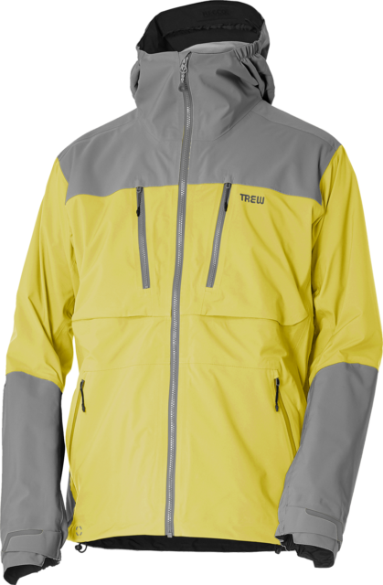 Sam Shaheen and Luke Koppa review the TREW Capow Jacket & Bib for Blister