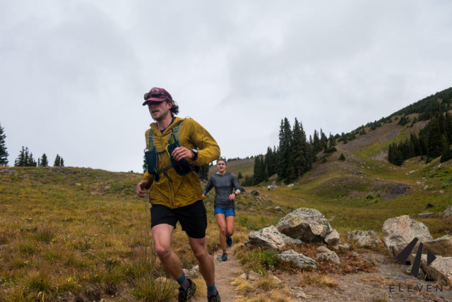 Maddie Hart reviews the Voormi 1/4 Zip Baselayer Top, Solstice Skirt, Rive Run Hoodie, and Short Sleeve Merino Tech Tee for Blister