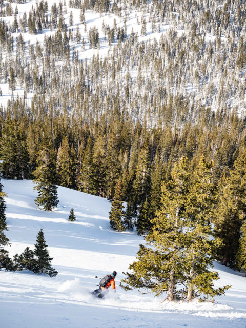 Blister reviewers Luke Koppa and Jonathan Ellsworth head to Eleven Cat Skiing in Irwin, CO; Trip Report