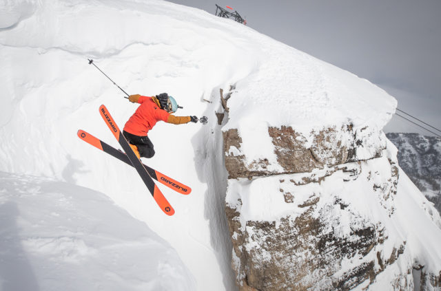 Caite Zeliff goes on the Blister Podcast to discuss competing in and winning Kings & Queens of Corbets; filming with Teton Gravity Research & Warren Miller Entertainment; & More.
