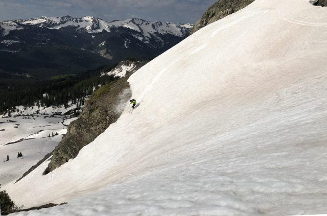 Luke Koppa reviews the Line Vision 98 for Blister