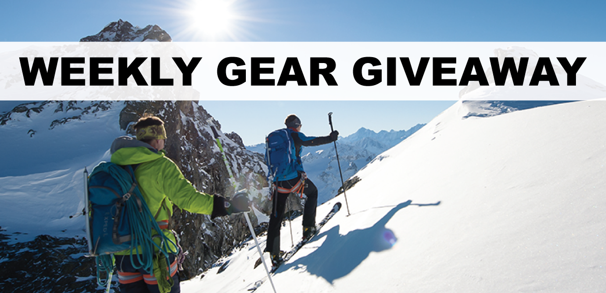 Win climbing skins from Montana; Blister Gear Giveaway