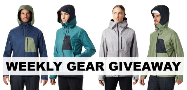 Win the Mountain Hardwear Exposure/2 GORE-TEX Paclite Plus Jacket; Blister Gear Giveaway