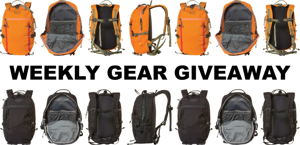 Win a Mystery Ranch Skyline 17 Backpack; Blister Gear Giveaway