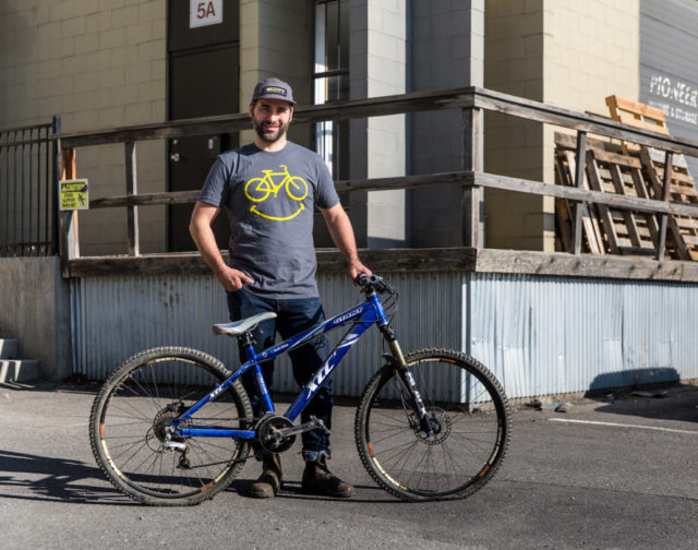Dustin Adams goes on Bikes & Big Ideas to discuss We Are One Components