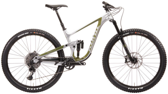 Blister Brand Guide; Blister breaks down the 2020 Kona mountain bike lineup