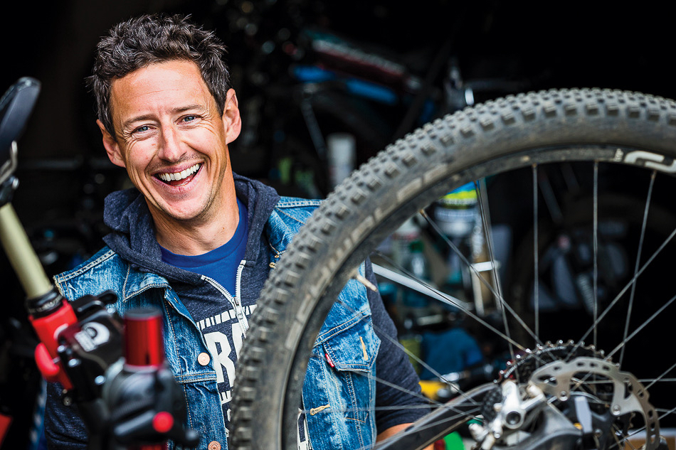 Simon Stewart breaks down the basics of servicing your bike on Blister's Bikes and Big Ideas podcast