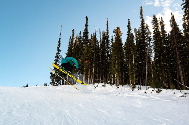 Luke Koppa reviews the Dynastar M-Free 108 for Blister in Crested Butte, Colorado.