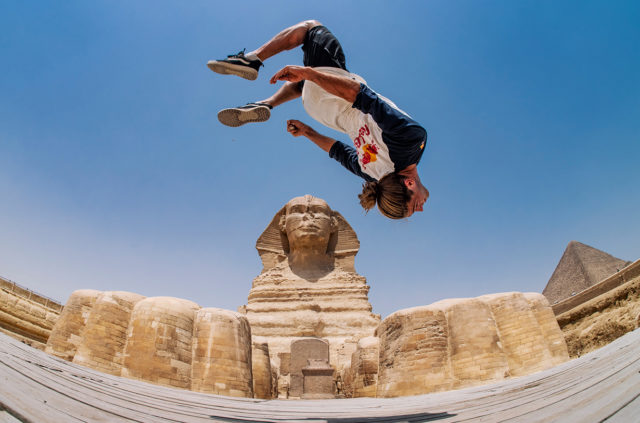 Dominic Di Tommaso talks freerunning on Blister's Off the Couch podcast.