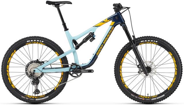 Blister Brand Guide; Blister breaks down Rocky Mountain's 2020 Mountain Bike Lineup