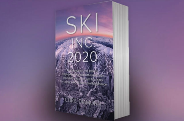 Author of SKI INC 2020, Chris Diamond, goes on the Blister Podcast to discuss the status of the ski industry, the effect of the EPIC & IKON Passes, how COVID-19 is impacting the ski industry, & more