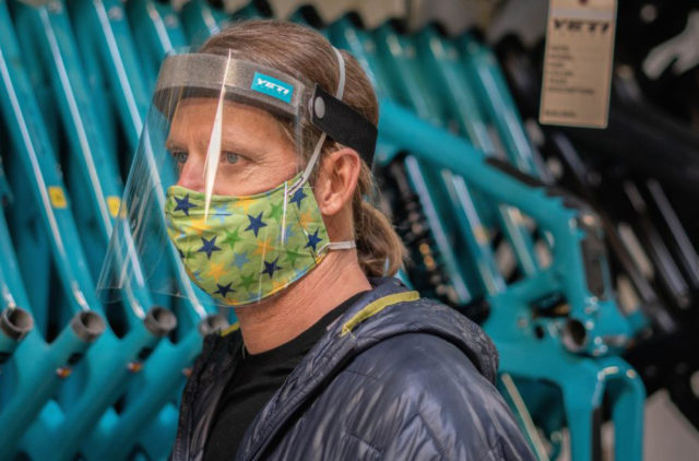 Outdoor Industry Brands helping to fight the COVID-19 pandemic; Blister