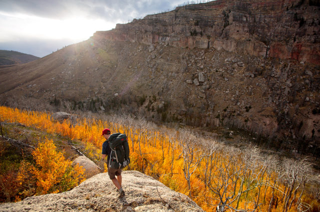 Alex Rich joins Sam Shaheen on Gear:30 podcast to talk about Mystery Ranch Packs