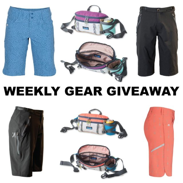 Win Wild Rye Freel Shorts, Abit Enduro Shorts, & KAVU Washtucna hip pack; Blister Gear Giveaway