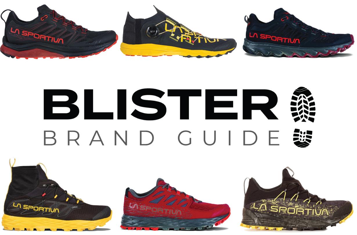 Blister Brand Guide: Blister breaks down the 2020 La Sportiva Running Shoe Lineup